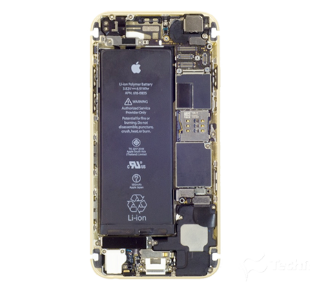 iPhone Battery Replacement Shop